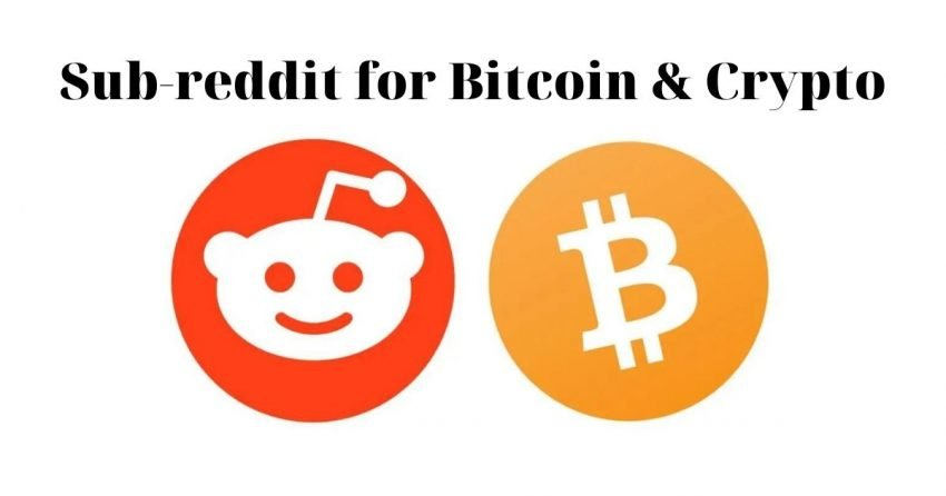 best sub-reeddits for Bitcoin and Crypto trading